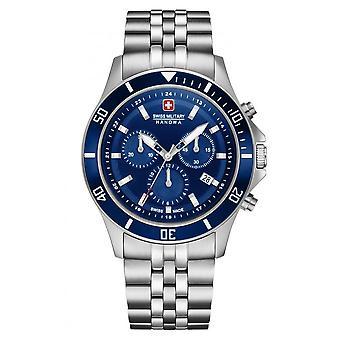 Swiss Military Hanowa Wristwatch Men's Flagship Chrono II 06-5331.04.003