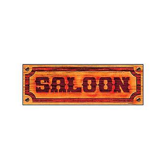 «Saloon» Western Connexion 78x26cm (1)