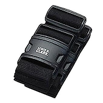 Lewis-N-Clark Quick-release Luggage Belt,, Black #60BLK