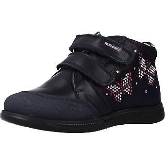 Pablosky Boots 066425 mariene kleur