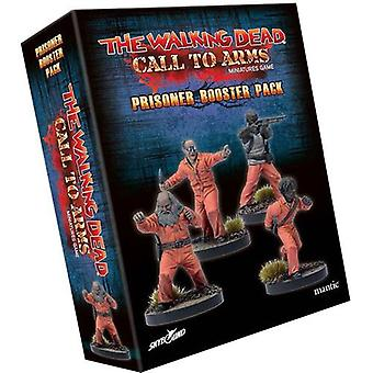 The Walking Dead Call to Arms - Pack Booster Prisonnier