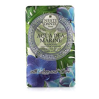 Jabón Vegetal Triple Milled Nesti Dante con Amor y Cuidado - Aqua Dea Marine 250g/8.8oz