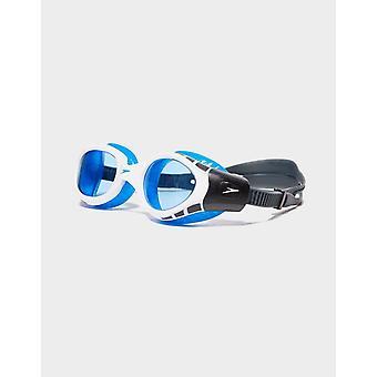 New Speedo Women's Futura Biofuse Goggles White