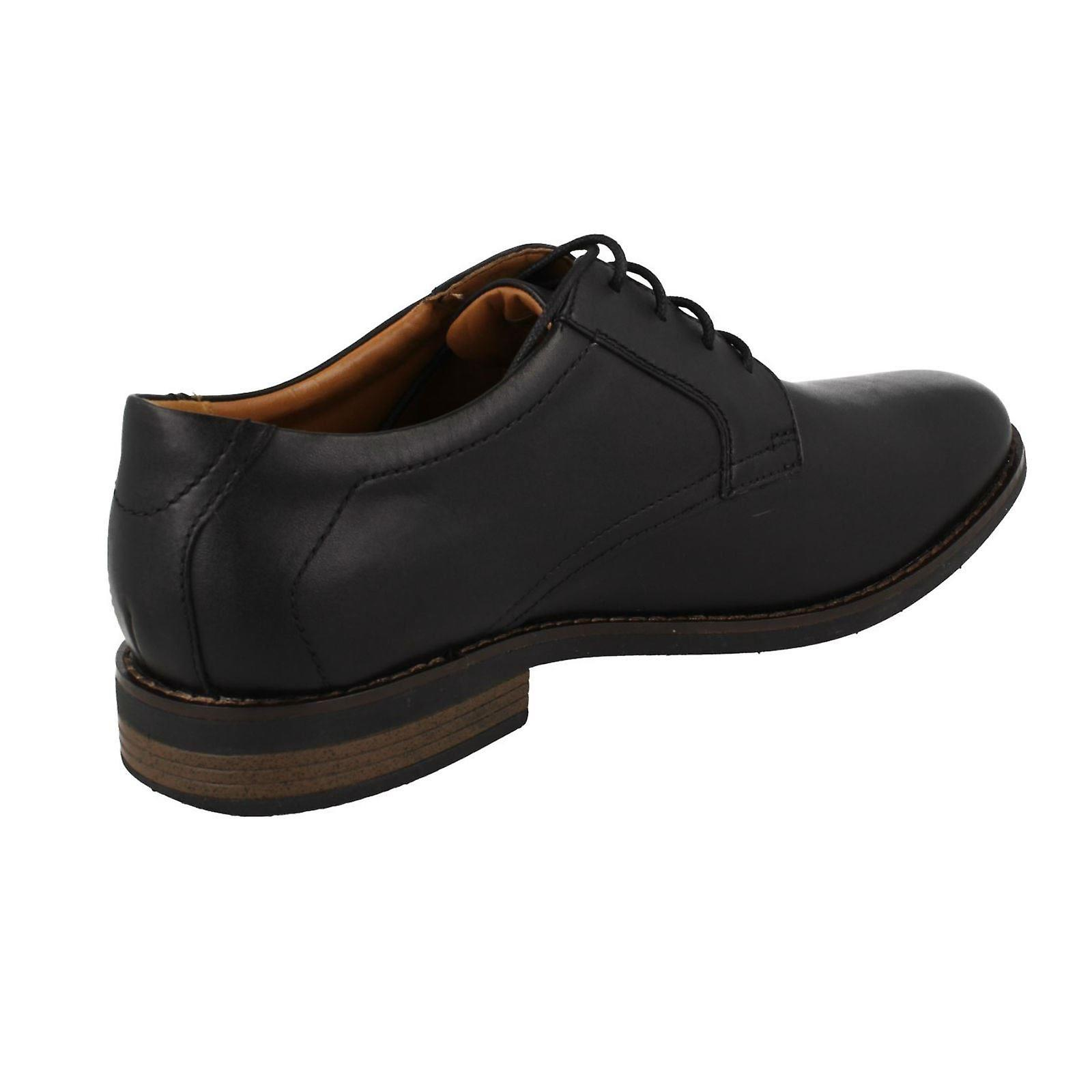 Mens Clarks Lace Up Casual Shoes Becken