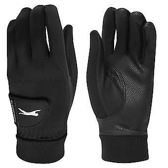 Slazenger Womens Winter Golf Gloves Sports Accessory
