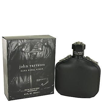 John Varvatos Dark Rebel Rider Eau De Toilette Spray By John Varvatos   534153 125 ml