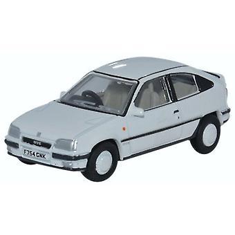 Oxford odlewu 1:76 skali Vauxhall Astra MkII biały