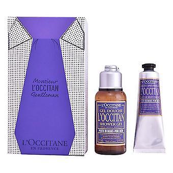 Men's Cosmetics Set Gentleman L´occitane (2 pcs)