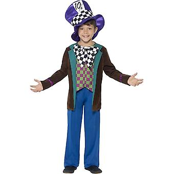 Deluxe Hatter Costume, Large Age 10-12