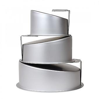 PME Tospy Turvy Cake Tin - Pequeño - 152mm