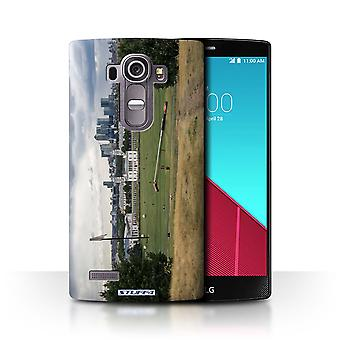 STUFF4 Case/Cover for LG G4 Beat/H735/Park Putting/Imagine It