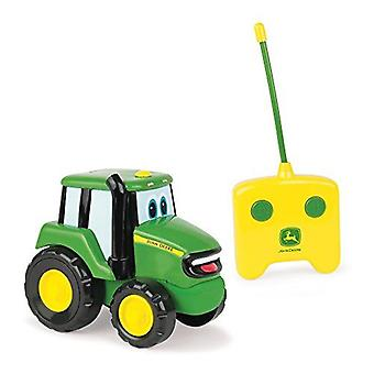 John Deere Remote Controlled Johnny Tractor Toy