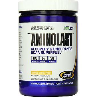 Gaspari Nutrition Aminolast 420 gr