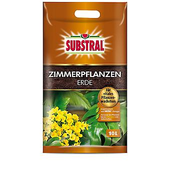 SUBSTRAL® houseplant earth, 10 litres