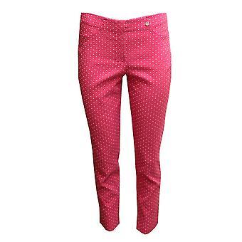 ROBELL Robell Pink Trouser Bella 51560 54854 43