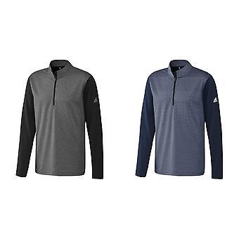 Adidas Herren Leicht reißverschluss Pullover