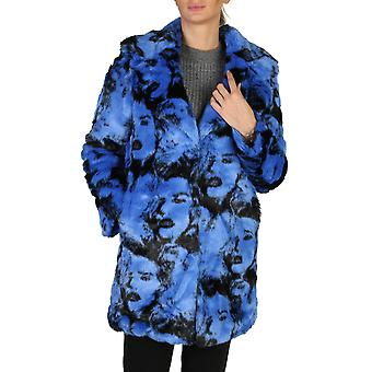 Guess Original Women Fall/Winter Coat - Blue Color 38205