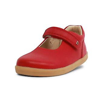 Bobux i-walk delight rio red shoes