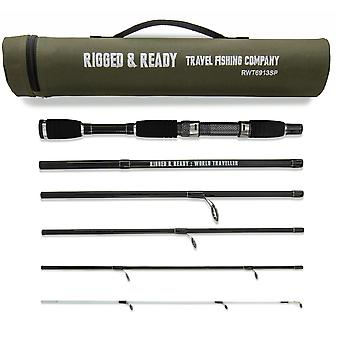 Smuggler 6, Compact Travel Rod and Case