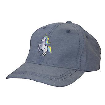 Foxbury Childrens Girls Unicorn Baseball Cap