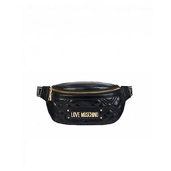 Love Moschino Accessories Quilted Logo Bumbag