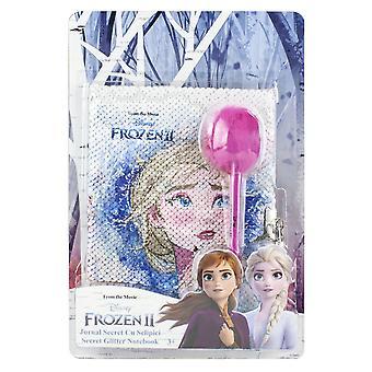 Frozen 2, Diary of Pen - Sequins