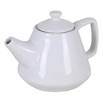 Teapot La Mediterrainea Seneca 550 ml Porcelain White