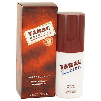 Tabac cologne spray by maurer & wirtz 401867 50 ml