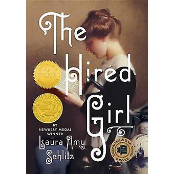 The Hired Girl by Laura Amy Schlitz - 9780763678180 Book