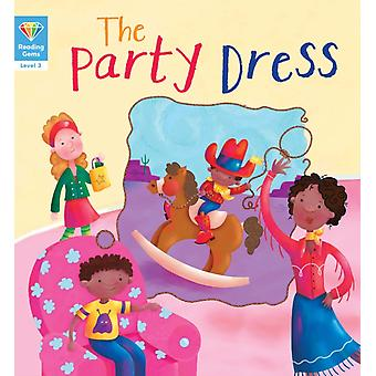 Reading Gems The Party Dress Level 3 by QED Publishing