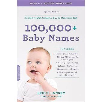 100 -000 + Vauvan nimet (tarkistettu) - Hyödyllisin - täydellinen - &