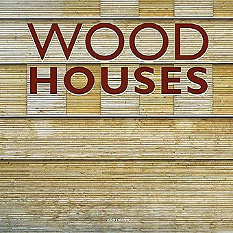 Wood Houses by Simone Schleifer - 9783741920561 Book