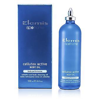Cellutox активное масло тела 128953 100ml/3.4oz