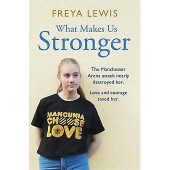 What Makes Us Stronger by Freya Lewis