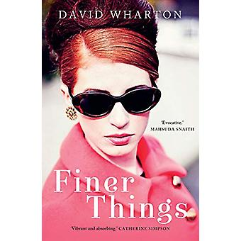 Finer Things by David Wharton - 9781912240685 Book