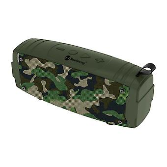 NewRixing Soundbox Wireless Speaker Bluetooth 5.0 External Wireless Speaker Camo