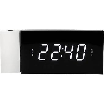 soundmaster UR8600 Jumbo Radio alarm clock FM USB Black