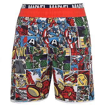 Character Boys Board Shorts Infant Bottoms Elasticated Waistband Lightweight