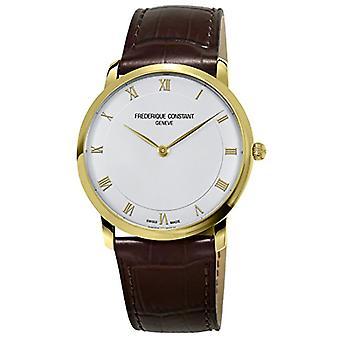 Frederique Constant Clock Man ref. FC-200RS5S35_White