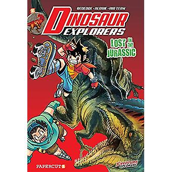 Dinosaur Explorers Vol. 5 - Lost in the Jurassic by REDCODE - 97815458