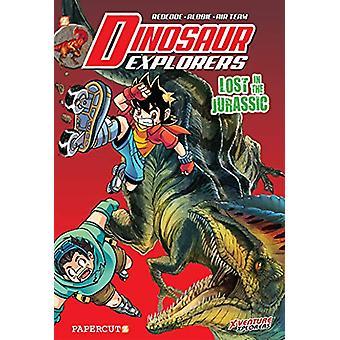 Dinosaur Explorers Vol. 5 - Lost in the Jurassic av REDCODE - 97815458
