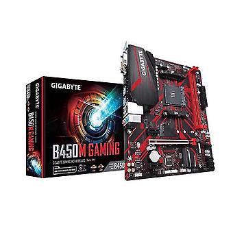 Gigabyte B450M Gaming Amd Ryzen Gen2 Matx 2Xddr4 3Xpcie 1Xm2 4Xsata