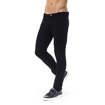 Black Trousers Byblos man