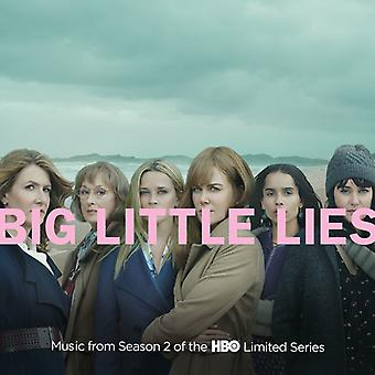 Big Little Lies (Music From Season 2 Series) [CD] USA import