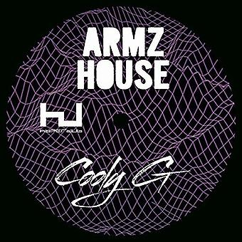 Cooly G - Armz House EP [Vinyl] USA import