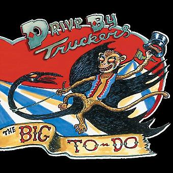 Drive-by Truckers - Big to-Do [CD] USA import