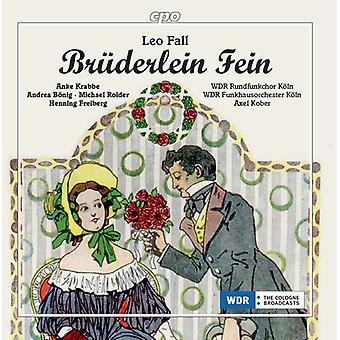 Fall / Krabbe / Marszalek - Bruderlein Fein [CD] USA import