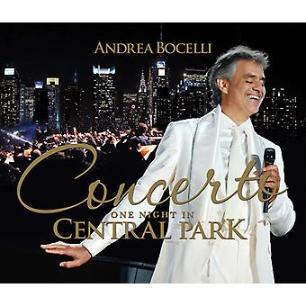 Andrea Bocelli - Concerto: One Night in Central Park [Deluxe Edition] [CD] USA import