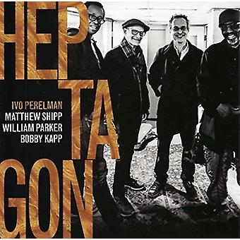 Shipp*Matthew / Shipp*Matthew / Parker*William - Heptagon [CD] USA import