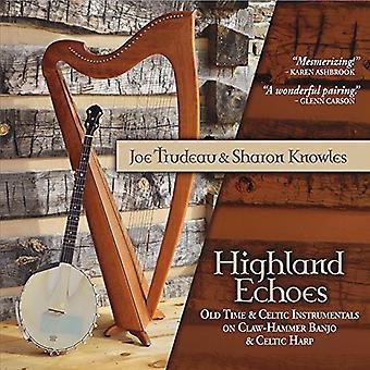 Joe Trudeau - Highland Echoes [CD] USA import